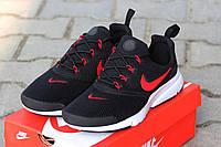 Кроссовки Nike Air Presto Fly Uncaged черные 2171