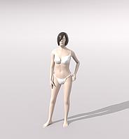 3D модель Фигурка на подарок, фото 1