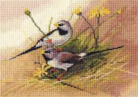 """Набор для вышивки крестом """"Panna"""" Лесная мелодия ПТ-1331"""