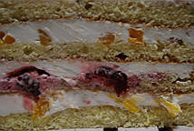 "Смак для торта ""Камелія"""