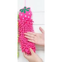 Детское полотенце-игрушка из микрофибры в асс.
