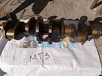 Вал коленчатый (коленвал) МТЗ, Д-240