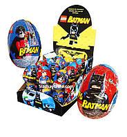 Шоколадное яйцо Batman 25 г 24 шт (ANL)