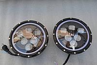 Светодиодные фары Led (FJ cruiser, Jeep Wrangler,Нива,Хантер,УАЗ)