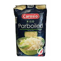 Рис Carosio Riso Parboiled 2kg (шт.)