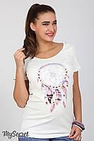 Комфортная футболка для беременных Lillit dream