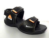 Сандалии подростковые кожаные Nike ACG Ni0152