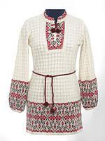 Платье женское Веночок со вставкой| Плаття жіноче Віночок зі вставкою