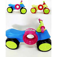 Детская каталка велобег кольцо kinderway kw-11-004