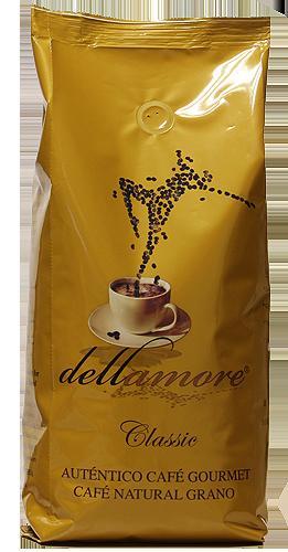 Кофе в зернах Dellamore natural