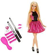 Игровой набор кукла Барби Роскошные кудри Barbie Endless Curls Doll