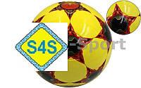 Мяч фут-зальный №4 CHAMPIONS LEAGUE FB-4653 ламин. низкий отскок, фото 1