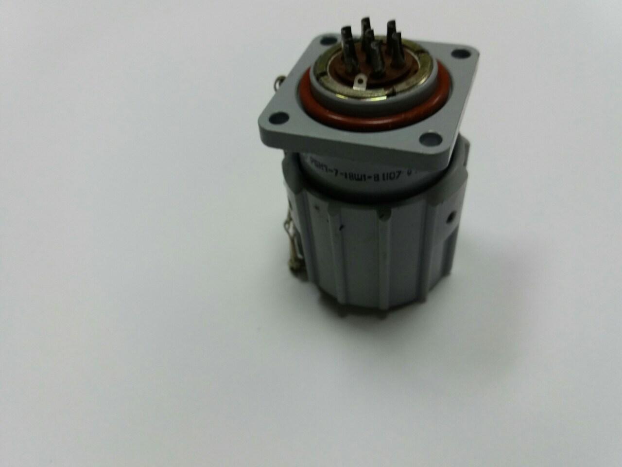 Электрические соединители РБН1-7-18Ш(1,2,3,4)