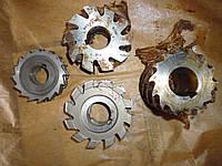 Фрезы пазовые затылованные 80х12 А3(Н9) Р6М5, с хранения.