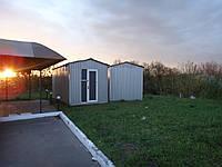 Модуль универсального назначения с внутренней отделкой, размеры: 2500х6000х2750