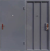 Металлическая входная - техническая  дверь сталь 1.5мм. замок Арико