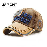 Бейсболка Jamont MJ&M