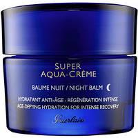 Ночной крем Guerlain Super Aqua Cream Night Balm