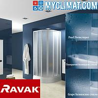 Душевая кабина Ravak Supernova SKKP6-90 белый+transparent