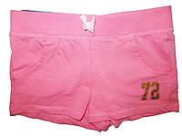 Шорты трикотажные для девочки, размеры 134/140,146/152, Peppers, арт. 579567