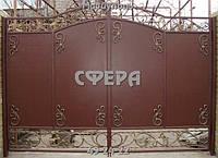 """Ворота """"Горный Хрусталь"""""""