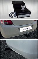 Peugeot 301 2012+ гг. Фаркоп (ErkulAuto)