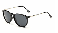 Женские солнцезащитные очки черные