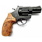 """Револьвер Stalker S 2.5"""" (барабан силумин) коричневая рукоять, фото 2"""