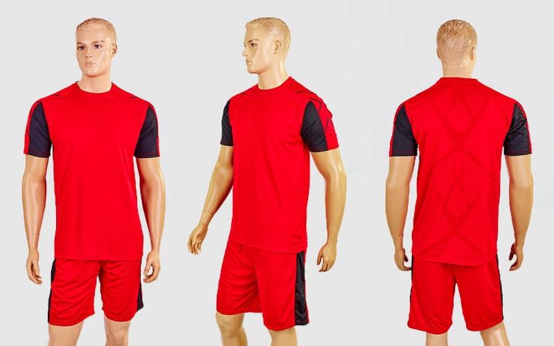 Футбольна форма Height CO-1014-R червона