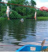 Рыболовный экран 120Х100 см, ячейки (15,18,20,25,30) для промышленного лова