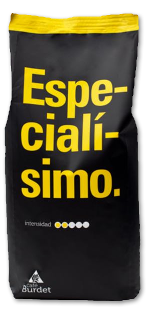 Кофе молотый Burdet Especialisimo