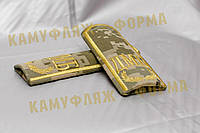 Погоны с вышивкой ДМБ пиксель Украина