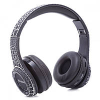 Беспроводные накладные Bluetooth наушники Wireless Crack MS-992A Black