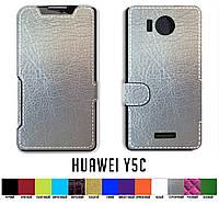 Чехол книжка для Huawei Y5C