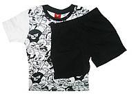 Пижама трикотажная для мальчика, размер 134/140, Lupilu, арт. 274427