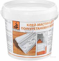 Клей-мастика для полиуретановых изделий DRAGON 1,5кг