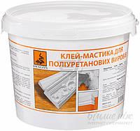 Клей-мастика для полиуретановых изделий DRAGON 4кг