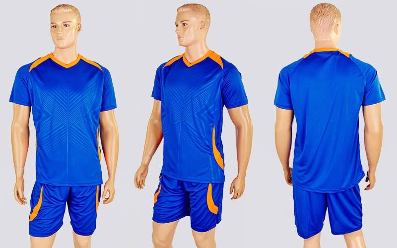 Футбольна форма Perfect CO-2016-BL синя