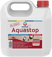 Грунт-концентрат Eskaro Aquastop Professional 3 л