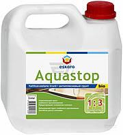 Грунт-концентрат Eskaro Aquastop Bio 3 л