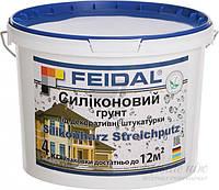 Грунтовка силиконовая FEIDAL Silikonharz Streichputz 4 кг