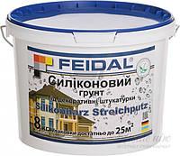 Грунтовка силиконовая FEIDAL Silikonharz Streichputz 8 кг