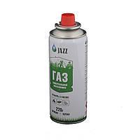Jazz баллон с газом для горелки 220 мг.