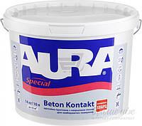 Грунтовка адгезионная Eskaro Beton Kontakt Aura 14 кг