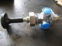 Клапан тормозной ручной QZ50-3526002 (в кабину)