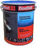 Мастика битумно-каучуковая BauGut кровельная гидроизоляция 18 кг