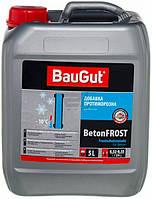 Противоморозная добавка в бетон BauGut BetonFROST 5л