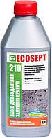 Средство для удаления остатков цемента, бетона ECOSEPT 210 1л
