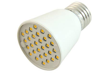 Led лампа e27 2w 30led 330lm 3000k, фото 2