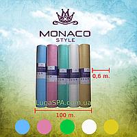 """Простыни """"Monaco Style"""" спанбонд 0,6м х 100м"""
